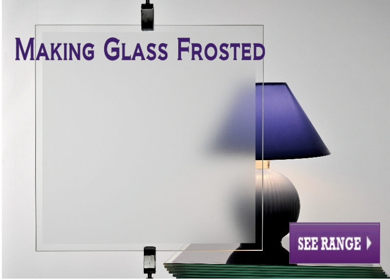 Making Glass Frosted Privacy