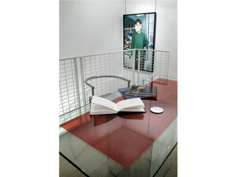Red Coloured Tint Window Glass Film