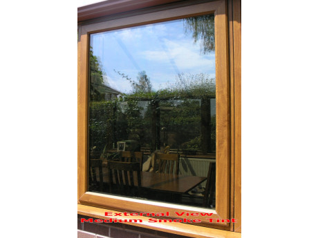 Solar Protection Medium Smoke Tint Window Film