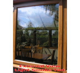 Solar Protection Light Smoke Tint Window Film