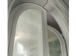 Frosted Nett Privacy Glass Film