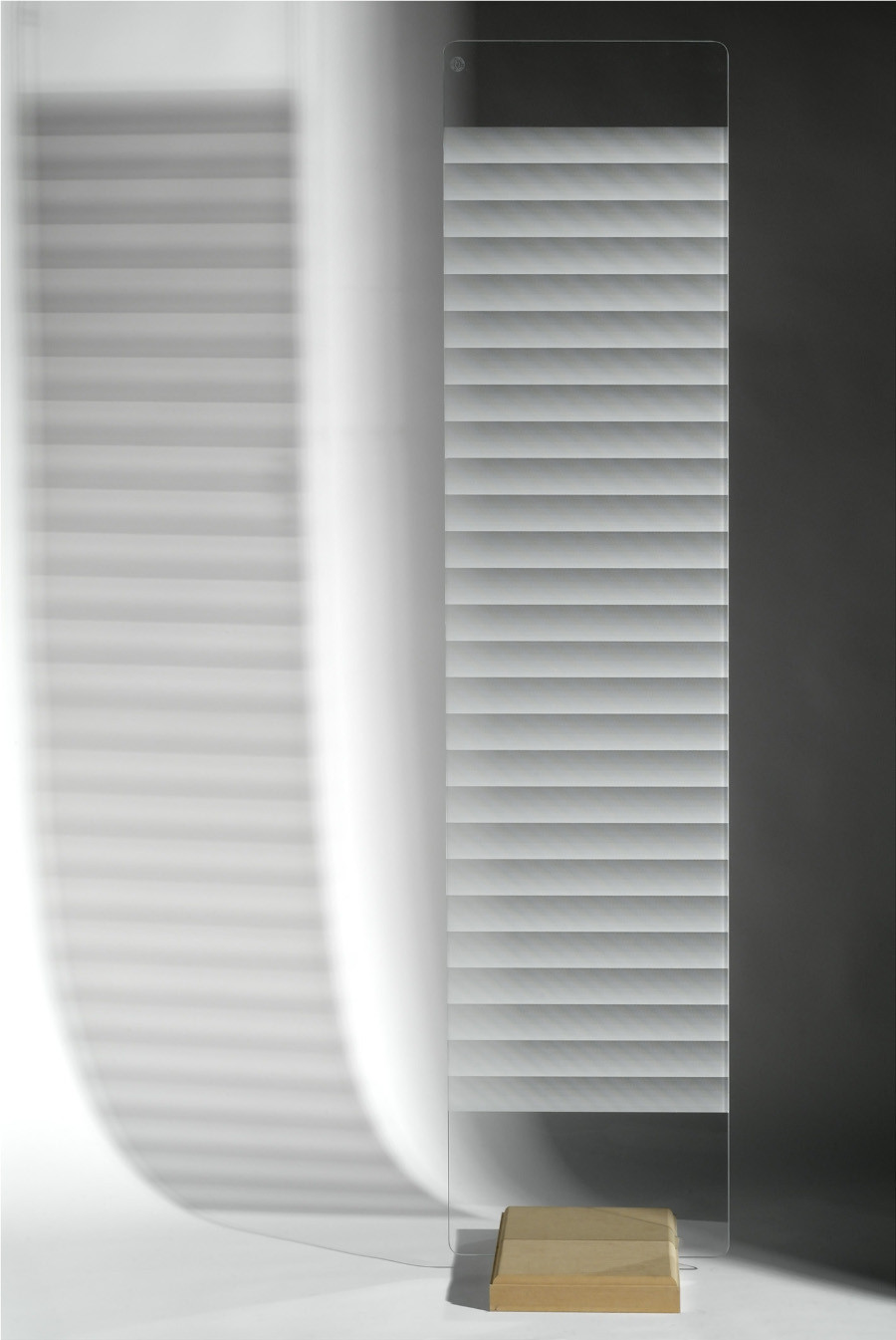 Venetian Blind Patterned Privacy Window Film With 40