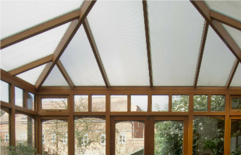 Conservatory Polycarbonate Roof Window Film With 40 Off