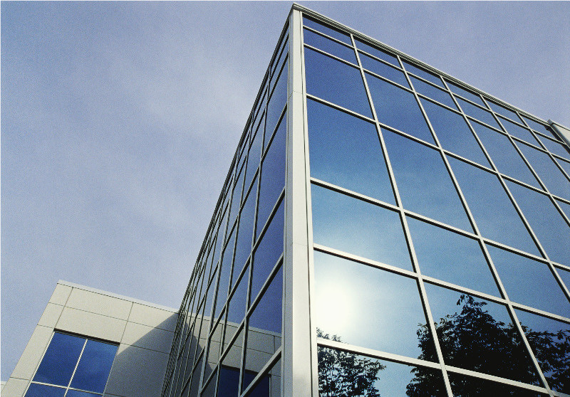 Solar Protection Strong Silver Reflective Window Film 40