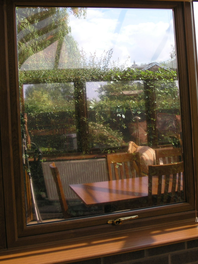 One Way Privacy Window Film >> Bronze strong GradeWindow Film with 40% Off to reduce suns heat and glare.